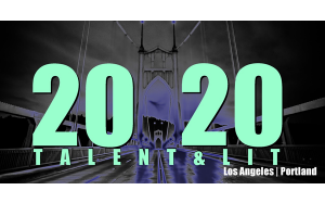 2020 Talent and Lit Logo